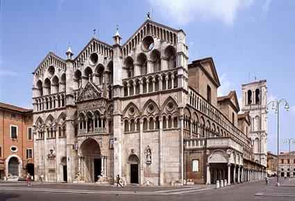 Chiese matrimoni Ferrara location cerimonie Villa Selmi