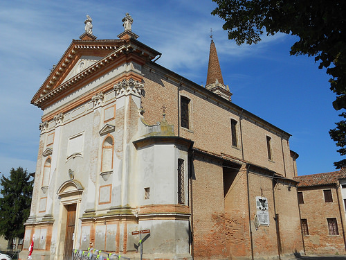 Chiese matrimoni Rovigo location cerimonie Villa Selmi