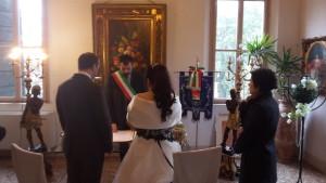 Villa Selmi tel 391 488 16 88 matrimonio civile Este