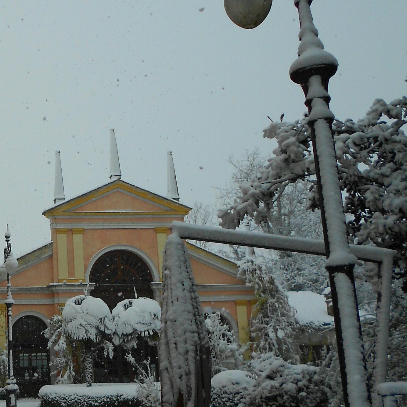 VILLA SELMI White Planning Battaglia Terme