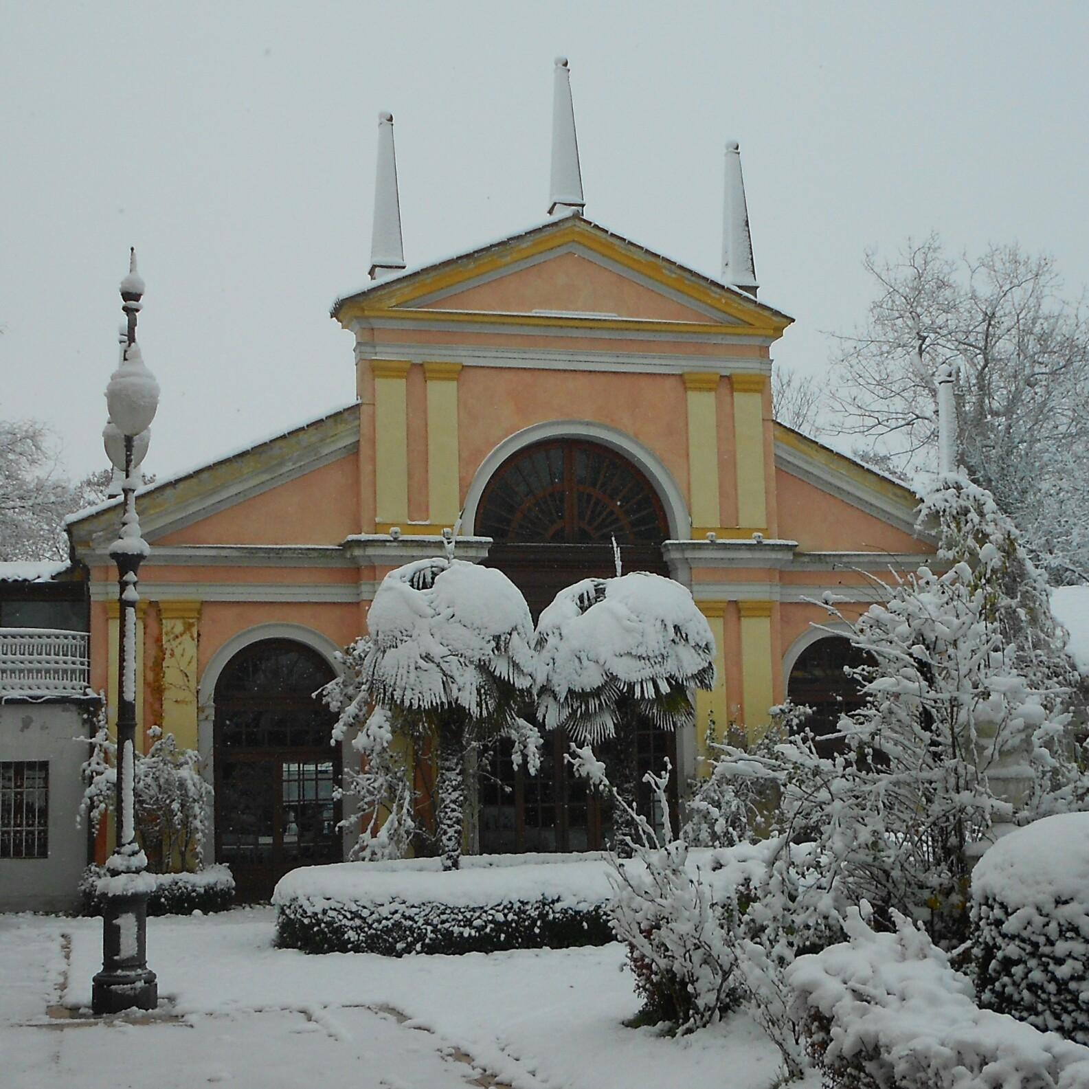 VILLA SELMI WHITE THE location nozze Ferrara