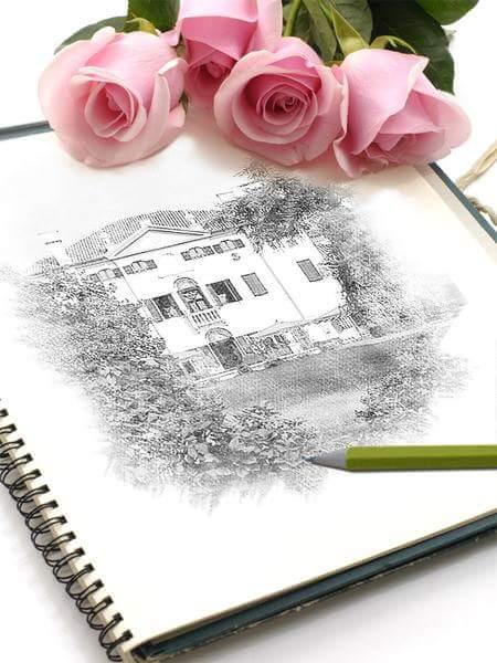White Planning Villa Selmi ville matrimonio Cona