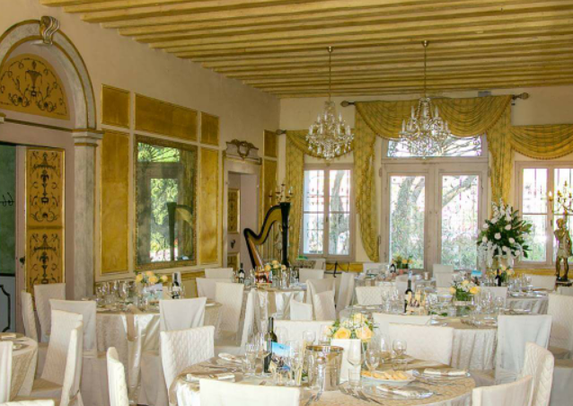 VILLE MATRIMONI MANTOVA VILLA SELMI ALL INCLUSIVE